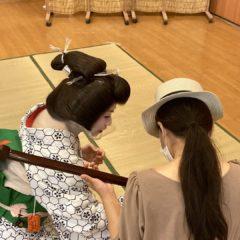 『有馬芸妓の踊り鑑賞会』